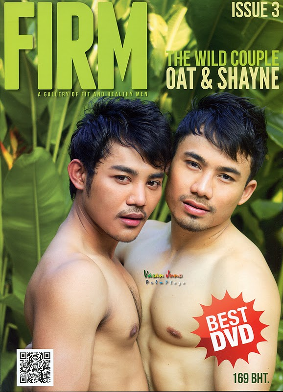 Firm magazine | Asian Boys Love Paradise